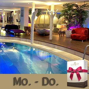 wellness gutschein private spa mo bis do im luxfit in stuttgart. Black Bedroom Furniture Sets. Home Design Ideas